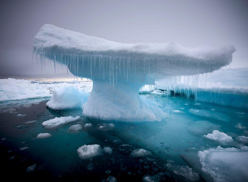 Iceberg Kap
