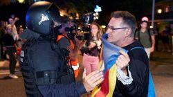Interior envía 200 antidistrubios más a Cataluña para hacer frente a los