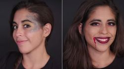 Bad At Makeup? You Can Still Serve A Killer Halloween