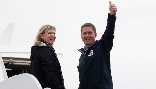Scheer Won't Explain Visits To U.S. As Citizen Without Valid U.S.