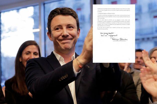 Benjamin Griveaux obtient le ralliement de la maire PS du XX