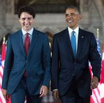 Obama Endorses Trudeau's Liberals For