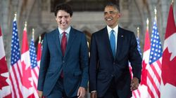 Barack Obama Endorses Justin Trudeau's Liberals For Re-Election In