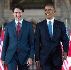 Barack Obama Endorses Justin Trudeau's Liberals For Re-Election In