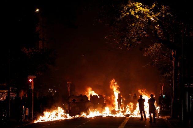 Disturbios en