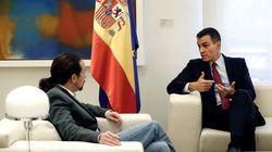 Pedro Sánchez insiste a Iglesias en que