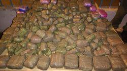 Plus de 8 tonnes de chira saisies depuis le 11