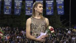 O dia em que um jovem não-binário se tornou a rainha do baile em escola nos