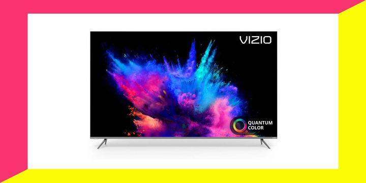 "The VIZIO P-Series Quantum 75"" Class 4K HDR Smart TV is on sale."