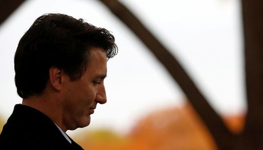 Trudeau Acknowledges Possibility He Won't Be Prime Minister Much