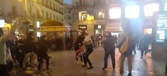 Enfrentamientos en la Puerta del