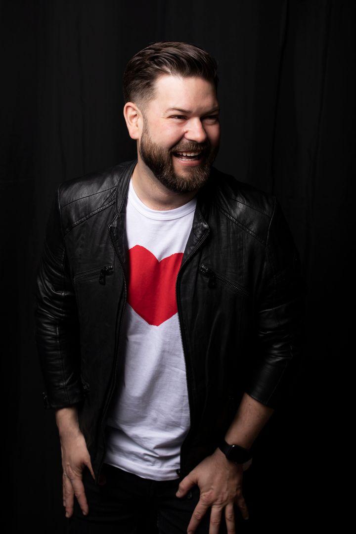 L'animateur Maxime Charbonneau est l'ambassadeur de la Semaine québécoise du traumatisme craniocérébral, qui se tient jusqu'au 22 octobre.