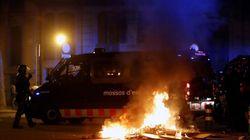 Un cámara de Telemadrid, herido en Barcelona tras ser