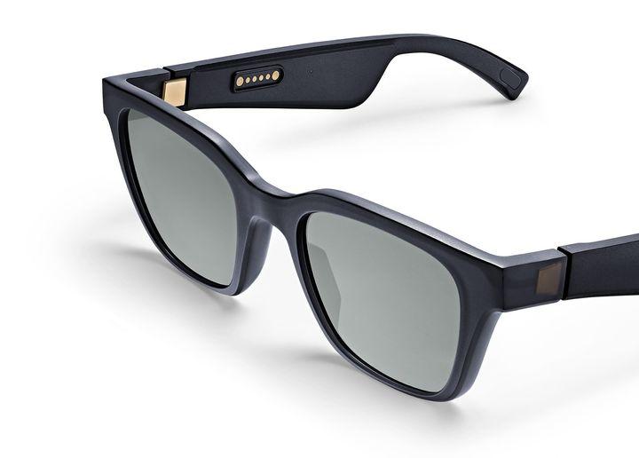 Bose's audio sunglasses have built-in speakers.