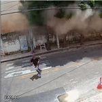 Bombeiros encontram mais uma vítima do desabamento do prédio em