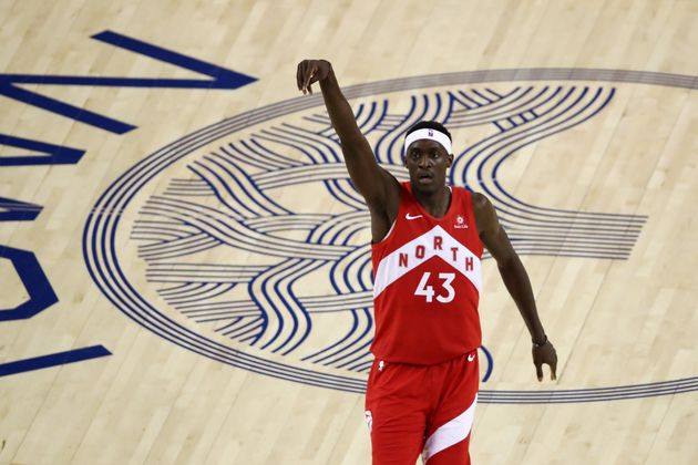 Even when he made the time, Pascal Siakam struggled with getting sleep. Putting away his phone before...