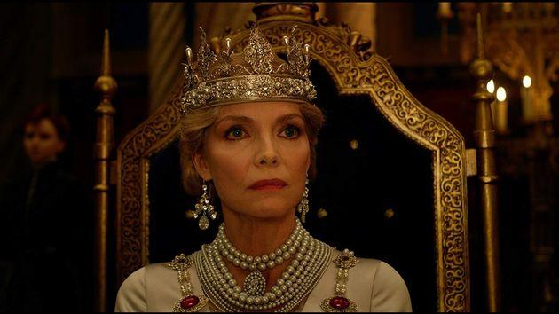 Rainha Ingrith só serve para dar aquela saudade da Mulher