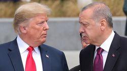 Dans une lettre, Trump demande à Erdogan de