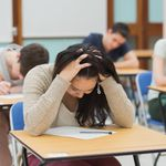 The Stress Of Year 12 Exams: 'I Think I Was Having A Mental