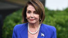 Nancy Pelosi Komische Trolle Trump Mit Neuen Pic Auf Twitter-Profil