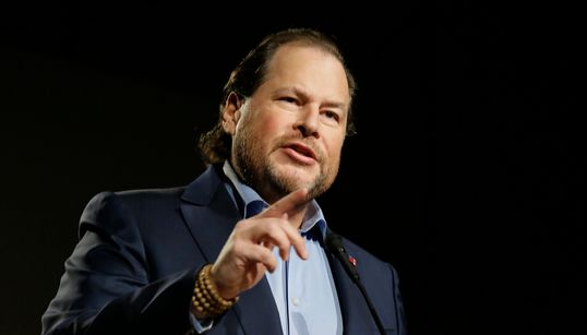 Salesforce CEO Calls Facebook 'The New Cigarettes' And Says It Should Be Broken