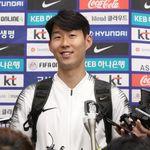 '무관중·무중계·무득점' 북한 원정 경기에 대해 손흥민이 한