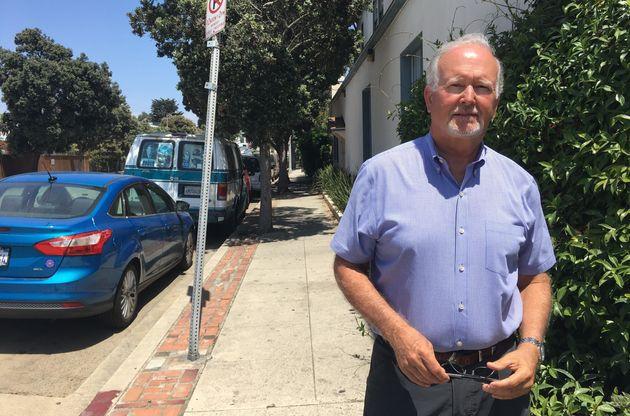 Mark Ryavec, président de la Venice Stakeholders Association, souhaite que les autorités durcissent leur...