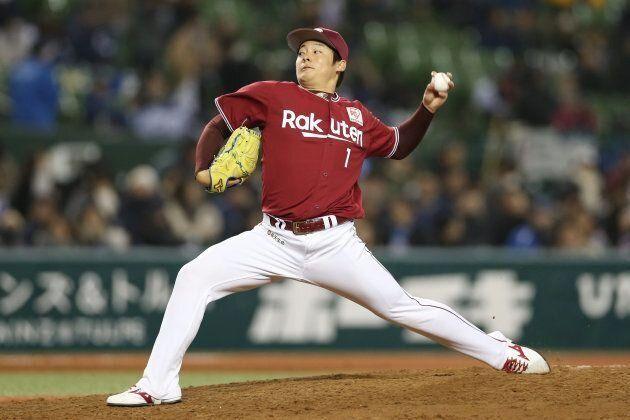 松井裕樹投手