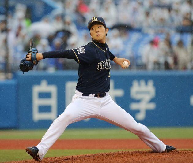 田嶋大樹選手