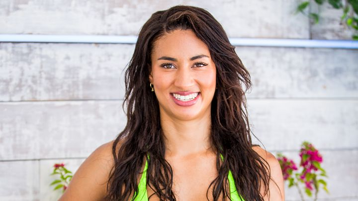 Love Island Australia contestant Phoebe Thompson.