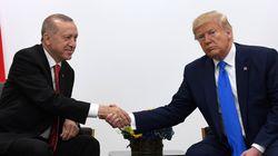 트럼프가 터키 대통령에게 보낸 서한은 마치 십대가 쓴 것