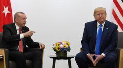 La carta diplomática más delirante: Trump pide a Erdogán que no sea ni un