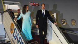 «Θρίλερ» στον αέρα για το πριγκιπικό ζεύγος Γούλιαμ -