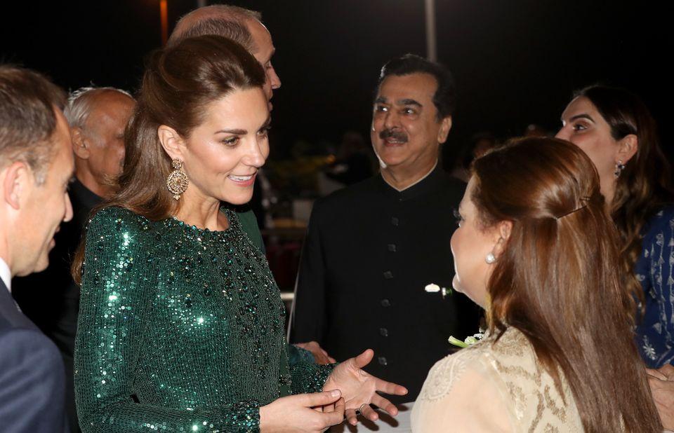 Η βασιλική περιοδεία του Γουίλιαμ και της Κέιτ στο Πακιστάν σε