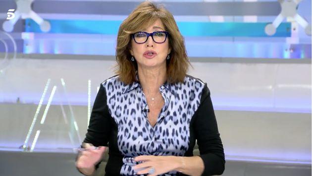 La presentadora Ana Rosa