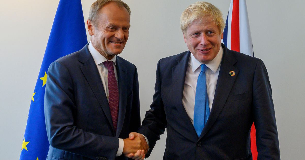 Brexit Deal Agreed By UK And EU – But The DUP Will Not Vote For It