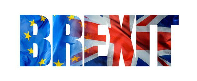 Design Symbolising Britain Leaving The European Union, Dubbed
