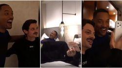 Ecco cosa è successo davvero nella stanza di hotel che Rovazzi e Will Smith hanno