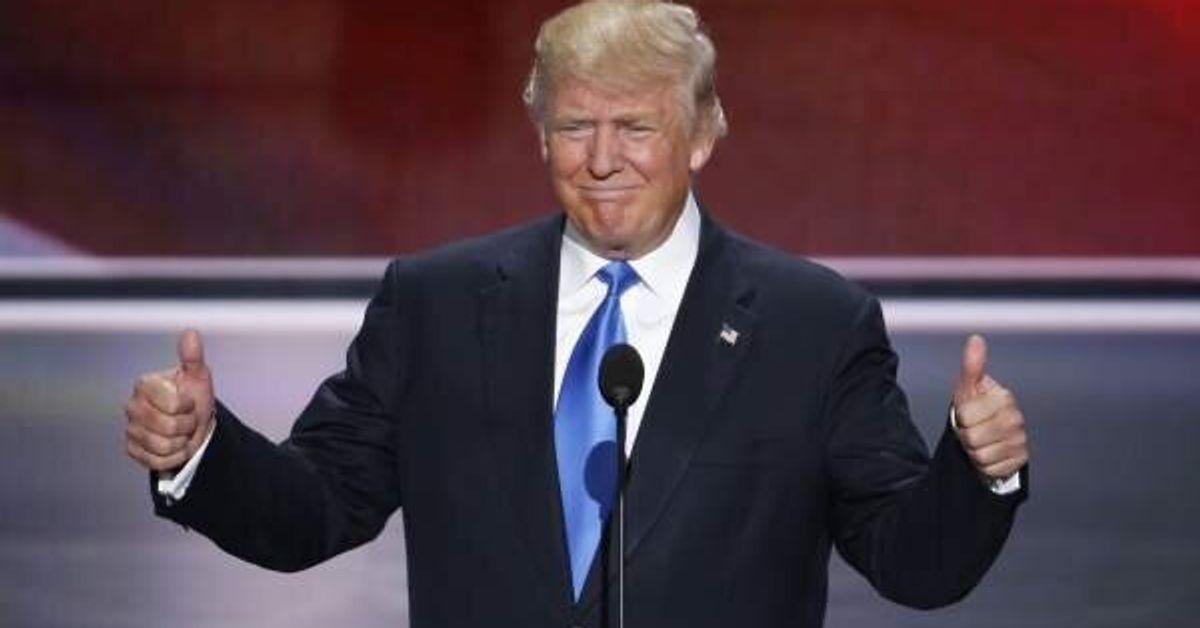 """Una mayoría de estadounidenses apoya el """"impeachment"""" de Trump, según la encuesta de 'Gallup'"""