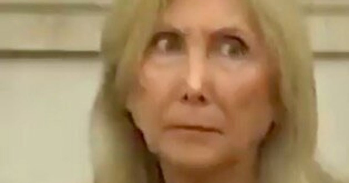Esta es la cara que se le ha quedado a una traductora italiana tras escuchar las barbaridades de Trump