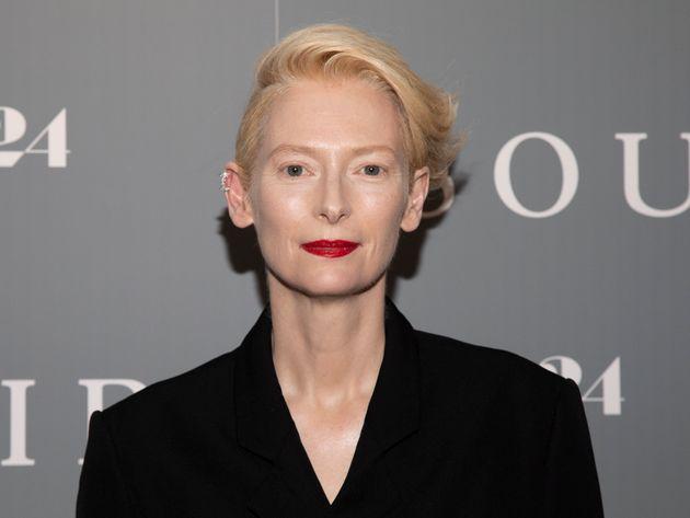Tilda Swinton attends a special screening of