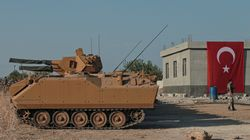 I curdi accusano i turchi di utilizzare armi al fosforo bianco e