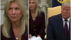 Trump incontra Mattarella alla Casa Bianca. Ma è la traduttrice a rubare la scena