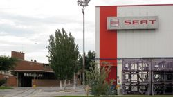 La planta de Seat en Martorell suspende la producción por las protestas en