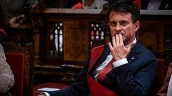 En réclamant la démission du président de Catalogne, Valls se positionne pour lui
