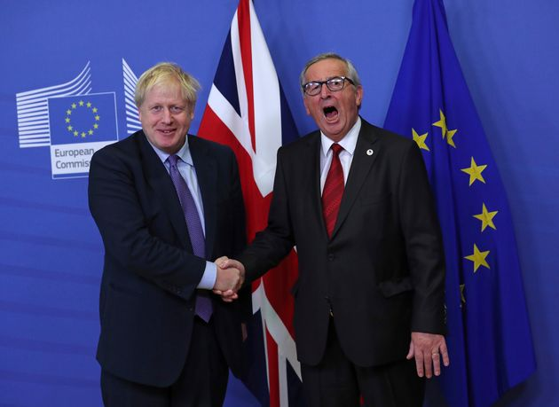 Jean-Claude Juncker Says No To Brexit Delay As Boris Johnson Battles For Commons