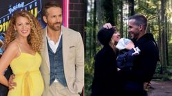 Ryan Reynolds Confirms Birth Of Baby With Blake Lively In Adorable First