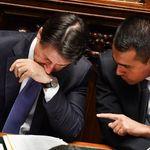 Scontro totale tra Conte e Di Maio sulla