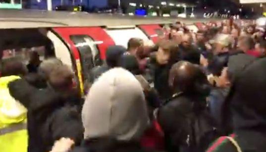 Extinction Rebellion Expresses 'Sadness' Over London Tube Violence, Invites Public To