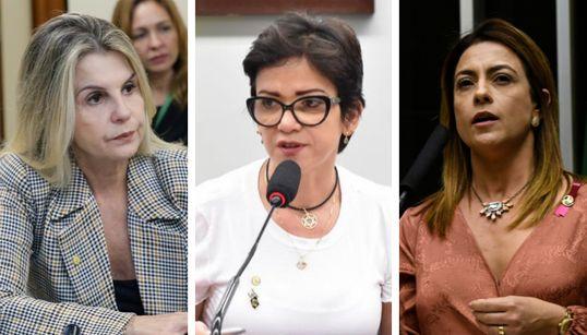 Mulheres do PSL defendem cota feminina na política e fim de candidaturas